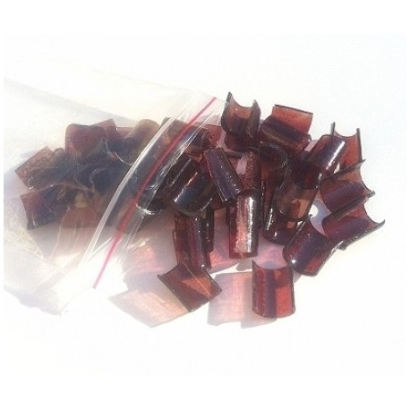 Náhradný keratín brown 100 ks Keratín