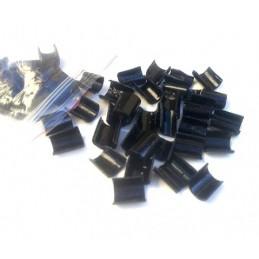 Náhradný keratín black 100 ks