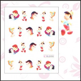 NR.496 Disney Label Disney label