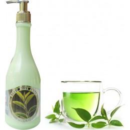 Krém na ruky a telo - green tea 400ml Produkty z mŕtveho mora