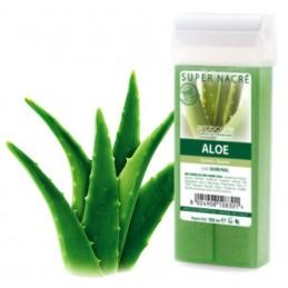 Depilačný vosk Aloe vera Vosk na depiláciu VEĽKÝ ROLL-ON