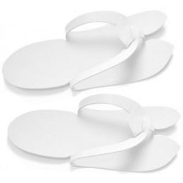 Jednorázová obuv - šľapky