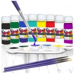 Sada na zdobenie vodovými farbami nr.2