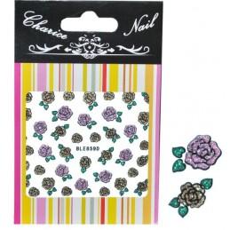 NR. 859 Glitter labels Glitter labels