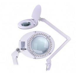 Kozmetická lampa s lupou