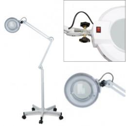 Lampa s lupou Kozmetické lupy