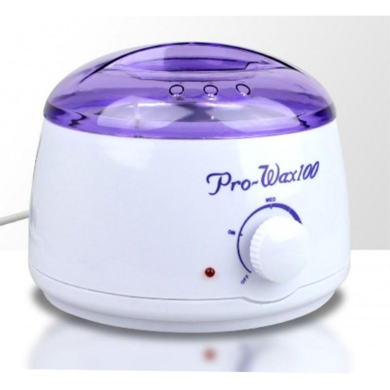 Pro-Wax Ohrievač depilačných voskov v plechovke Depilačné prístroje