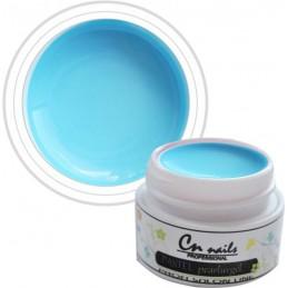 NR.507 Farebný gel Aqua 5ml CN nails PASTELOVÉ FAREBNÉ UV GELY