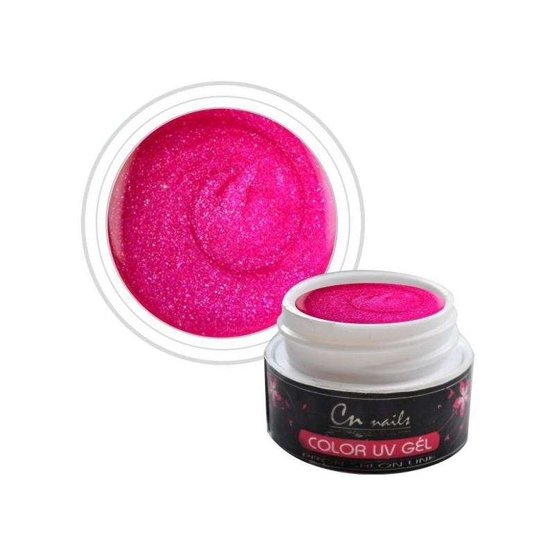 Farebný UV gél na nechty NR110 5 ml CN nails PEARL, perleťové uv gély