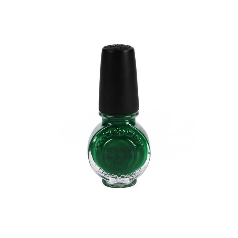 Konad® lak zeleny 11 ml Laky Konad