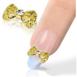Nr.1 3D mašľa na nechty Exclusive Mašličky