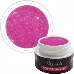 NR.706 Farebný gél Rosy Star CN nails SUPER STAR UV GÉLY