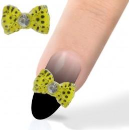 3D mašľa na nechty Mašličky