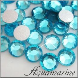 Aquamarine 50ks Shimmer kamienky