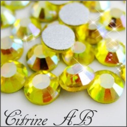 Citrine AB 50ks Shimmer kamienky