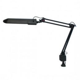Lampa na stolík - čierna