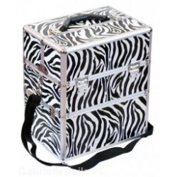 Kozmetický kufrík Zebra Kozmetické kufríky