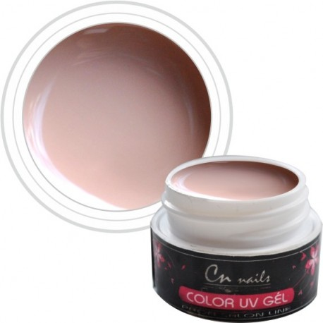 Farebny uv gel nr.207 KLASIK LÍNIA color uv gélov