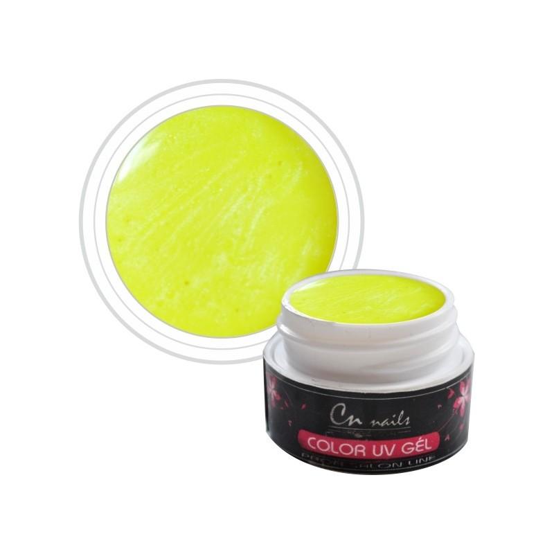 NR.210 Farebný gel Neon Sun 5ml PEARL, perleťové uv gély