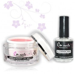 Uv gél 50ml + ultrabond 15ml