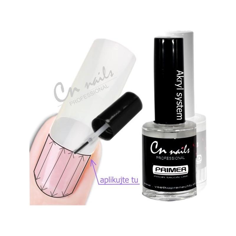 Primer na nechty 15ml CN nails Pomocné prípravky