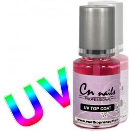 UV Top Coat - Rozjasňovač Pomocné prípravky