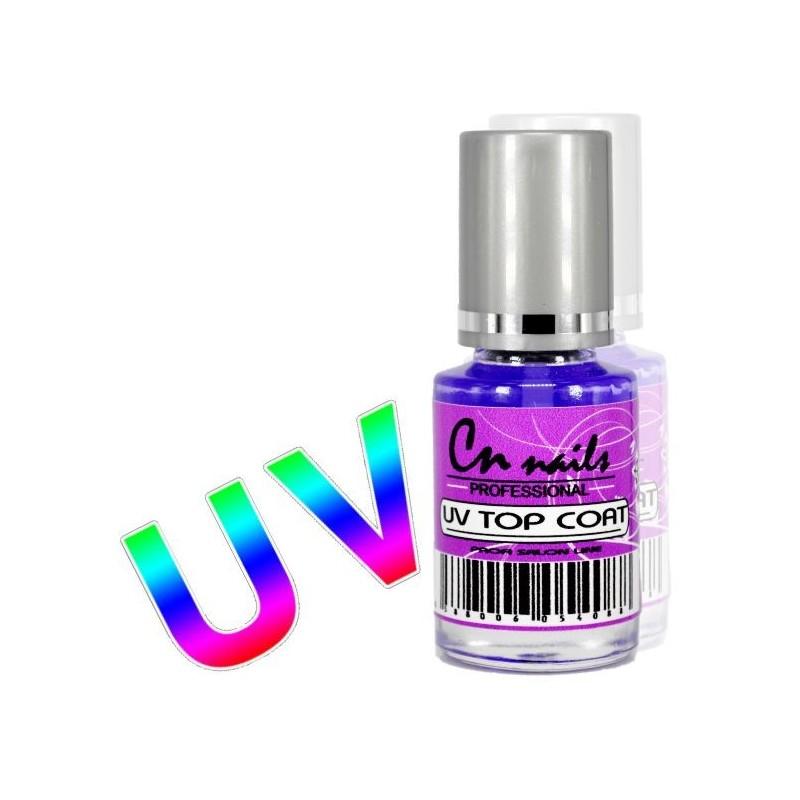 UV Top Coat - Rozjasňovač CN nails Pomocné prípravky