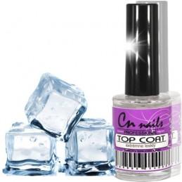 Lak na nechty Top coat - Extrémne lesklý 15 ml
