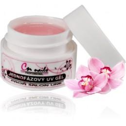 Uv gél pink jednofázový 5 ml