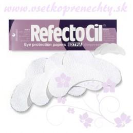 RefectoCil EXTRA podložky pod očné viečka 80ks Príslušenstvo