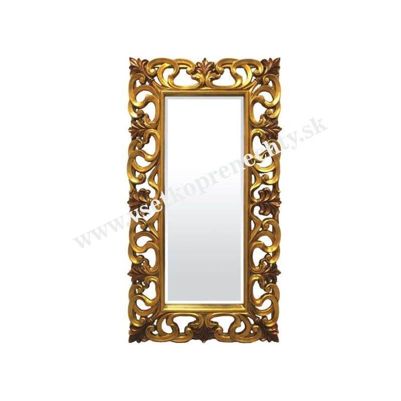 Kadernícke zrkadlo NOBLESSA GOLD