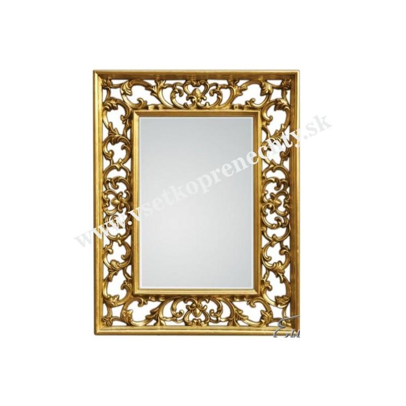 Kadernícke zrkadlo NOBLESSA GOLD II. Zrkadlá