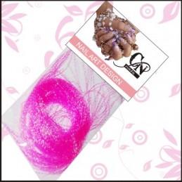 Ozdobné lanko - ružové