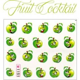 Vodolepky ovocie Vodolepky Ovocie