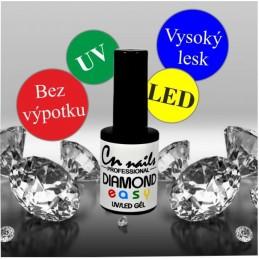 Diamond easy UV/LED gél 15ml Ukončovacie, vrchné gély