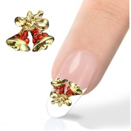 Šperk na nechty zvonček Šperky na nechty