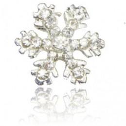 Šperk na nechty Snehová vločka Šperky na nechty