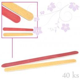Pilnik na nechty - papierový 40ks Pilníky, bloky, škrabky