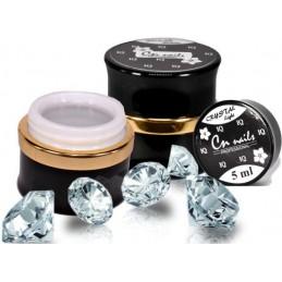 IQ gél Crystal Light 5 ml CN nails Modelážne, stavebné gély