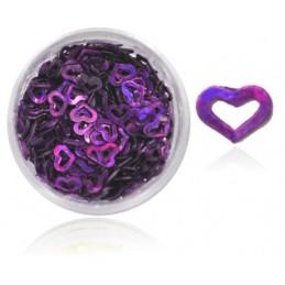 Valentínske srdiečko nr.3 NÁLEPKY LOVE & HEART