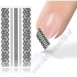 Big Luxury nail sticker