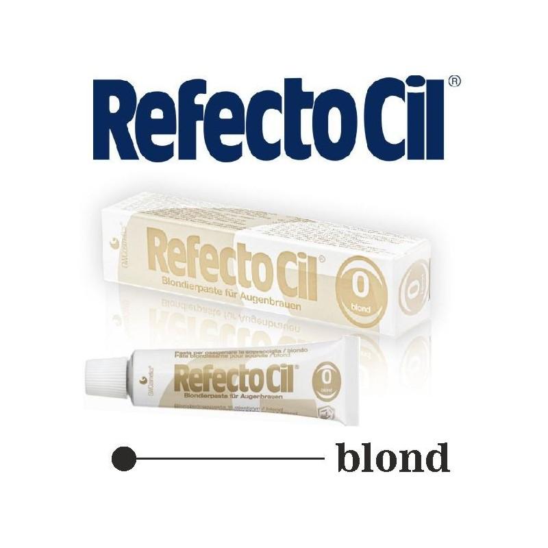 Farba na obočie - blond Refectocil