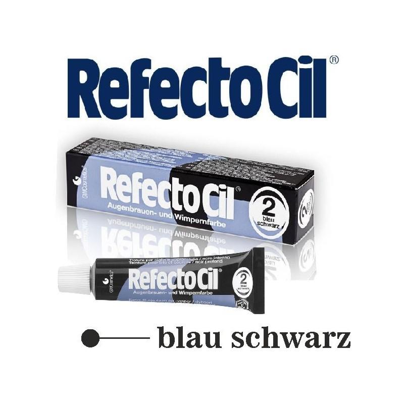 Farba na obočie - modro čierna Refectocil