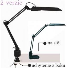 Kozmetická lampa čierna