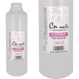 Cleaner - čistič gélu na nechty - číry 1000 ml CN nails Dezinfekcie, čističe, odstraňovače