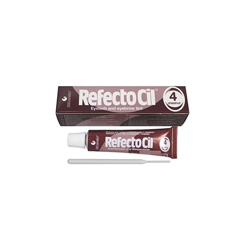 RefectoCil farba na obočie a riasy gaštanová 15 ml