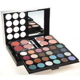 Paleta očných tieňov Dekoratívna kozmetika