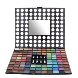 Paleta očných tieňov 98ks Dekoratívna kozmetika