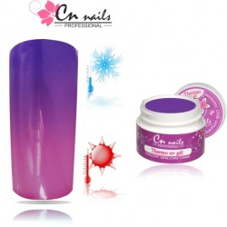 Termo uv gel Berry nr.10