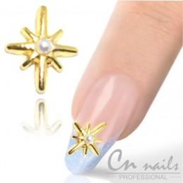NR.29 Šperk na nechty hviezda Šperky na nechty